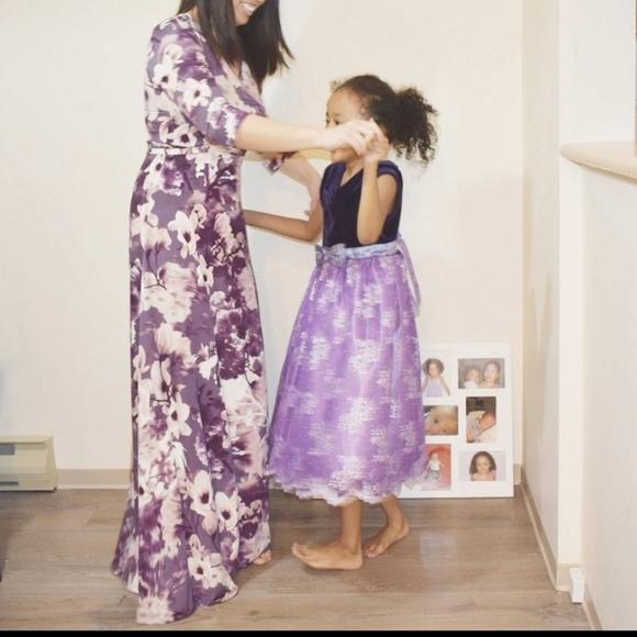 Pinkblush Dresses & Skirts - Floral print maxi dress